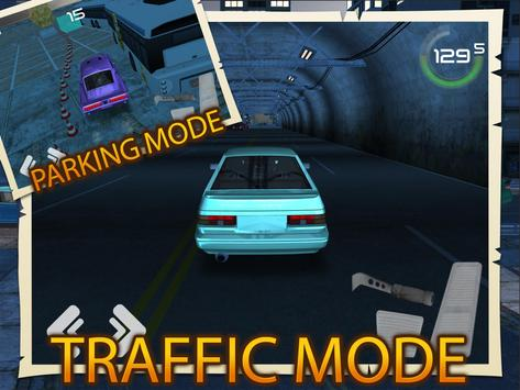 Night Classic Car Simulator apk screenshot