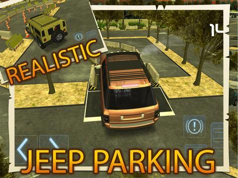 Offroad Vehicle Parking apk screenshot
