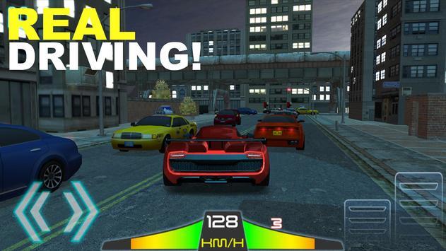 Sport Car Driving Simulator poster