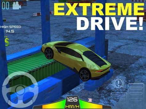 Sport Car Driving Simulator apk screenshot