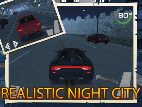 Night City Traffic Car Driving apk screenshot