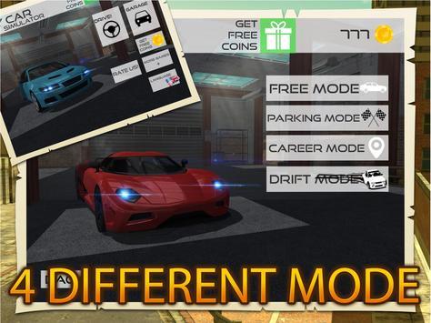 City Car Driving Simulator 3D apk screenshot