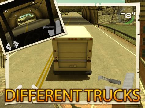 Real Traffic Truck Simulator apk screenshot