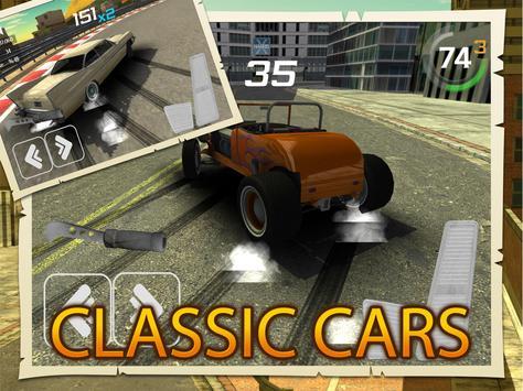 Drift City Classic Car Driving apk screenshot