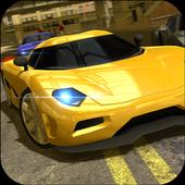 City Traffic Car Simulator icon