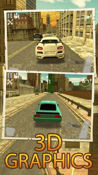 City Traffic Car Simulator screenshot 3