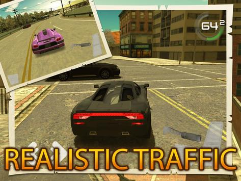 City Traffic Car Simulator screenshot 11