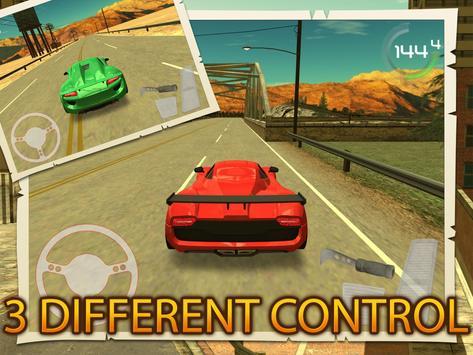 City Traffic Car Simulator screenshot 14