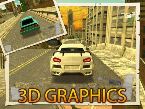 City Traffic Car Simulator screenshot 8