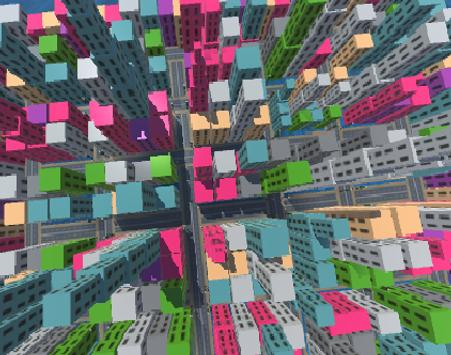 Real Cartoon City Driving screenshot 1