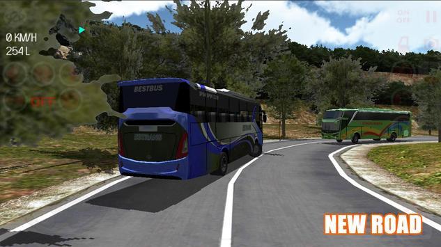 ES Bus Simulator ID 2 apk 截图