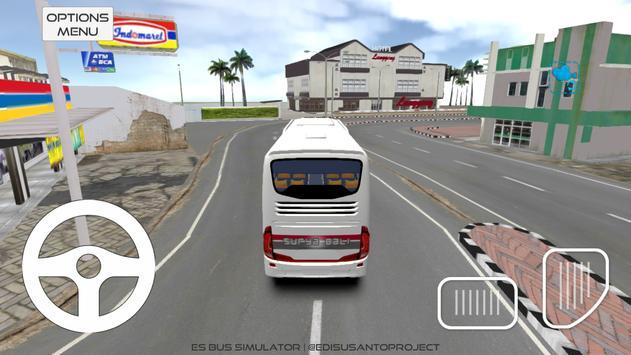 ES Bus Simulator Id poster