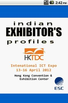 ICT Expo 2012 poster