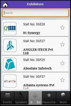 ICT Expo 2012 screenshot 2