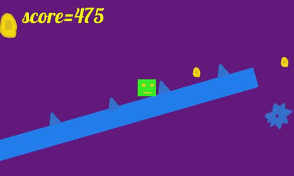geometric cube jump screenshot 2