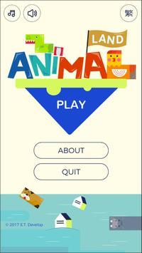 Animal Land poster