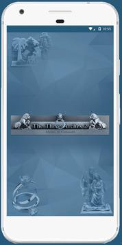 Three Arches 2 poster