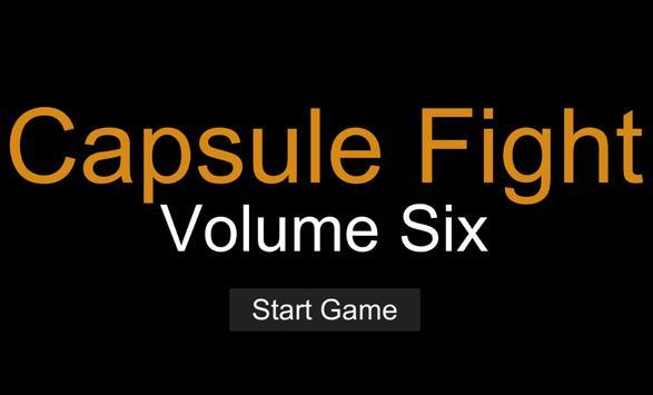 Capsule Fight Vol6 poster