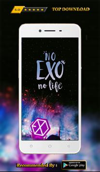 New EXO KPOP Wallpapers HD poster