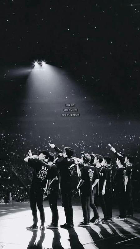 EXO Wallpapers KPOP Poster