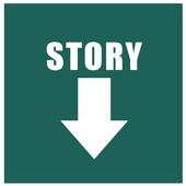 EZ Story Saver for WhatsApp icon