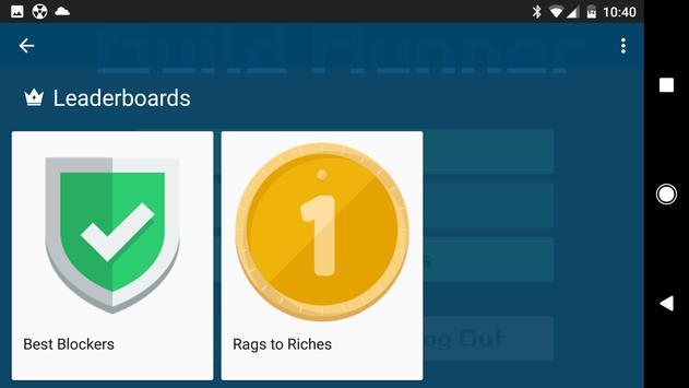 Guild Runner (Unreleased) apk screenshot
