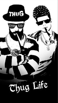 Thug Life Photo Sticker Maker poster