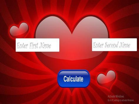 LoveCalculator poster