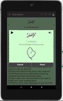 99 Names of Allah: Asma Al Husna, Free Audio Islam screenshot 7