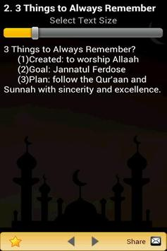 Free Islamic Quotes For Muslim apk screenshot