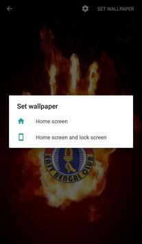 East Bengal Club Live Wallpaper screenshot 1