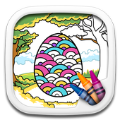 Easter Coloring Games icon