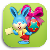 Happy Easter Card Maker icon