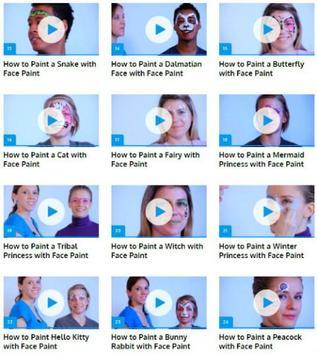 Face Painting apk screenshot