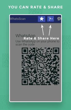 Whatsscan for whats app screenshot 1