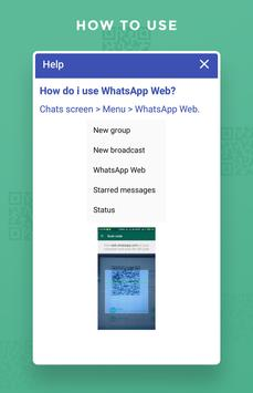 Whatsscan for whats app screenshot 2