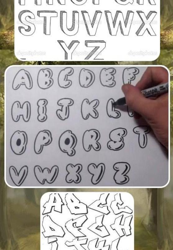 ... Easy 3D Lettering Design screenshot 7 ...
