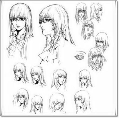 Easy Anime Drawing Tutorials Poster