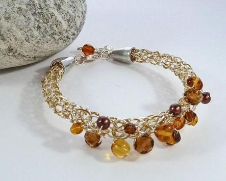 Easy Bracelet Idea Beautiful apk screenshot