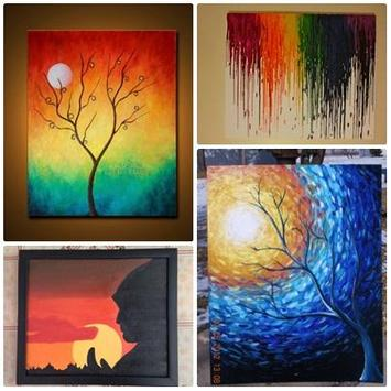 Easy Canvas Painting Ideas Screenshot 14