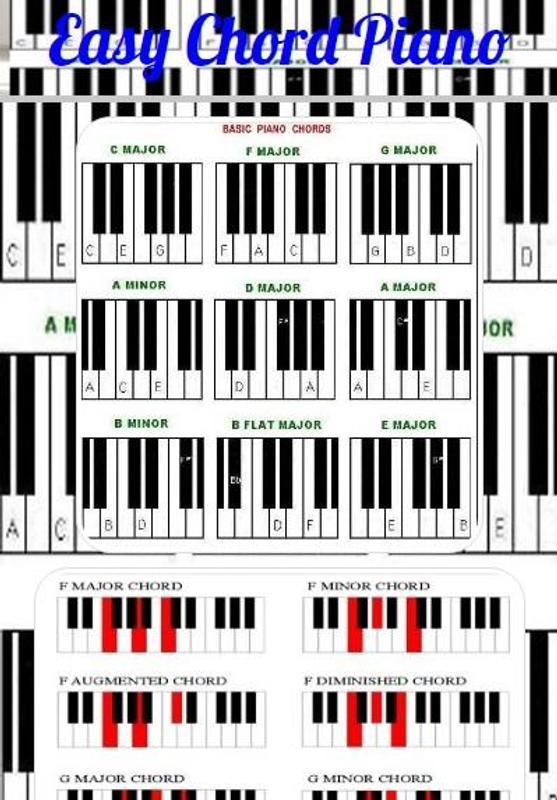 Easy Chord Piano Apk Apkpure