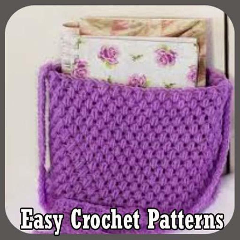 Fácil patrones de crochet for Android - APK Download