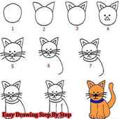 Learn Drawing Step By Step icon
