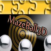 Maze Ball 3D icon