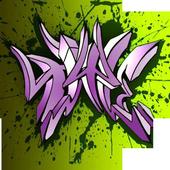 Easy Graffiti Art icon