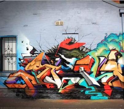 Easy Graffiti Art apk screenshot