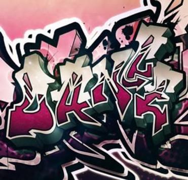 Easy Graffiti Art poster
