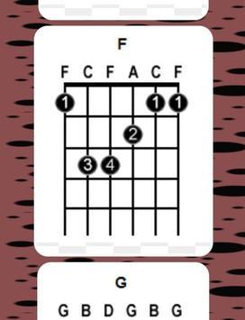 Easy Guitar Chords For Beginner screenshot 11