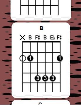 Easy Guitar Chords For Beginner screenshot 1
