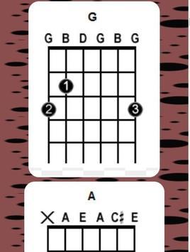 Easy Guitar Chords For Beginner screenshot 2